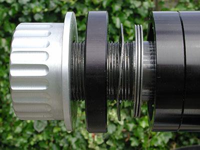Losmandy Getriebe Gemini SVGB